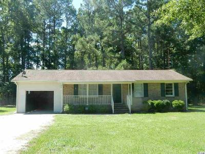 Conway Single Family Home For Sale: 4720 Highway 90