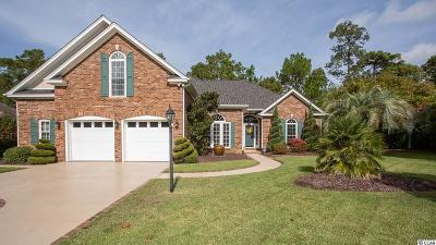Pawleys Island Single Family Home Active-Pending Sale - Cash Ter: 220 Sandfiddler Dr.
