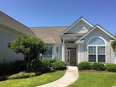 Murrells Inlet Single Family Home For Sale: 706 Woodcrest Way