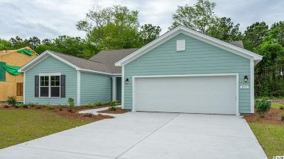 Pawleys Island Single Family Home For Sale: 291 Castaway Key Dr.