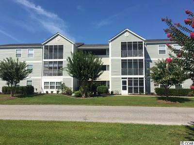 Surfside Beach Condo/Townhouse For Sale: 1960-C Bentgrass Dr. #1960-C