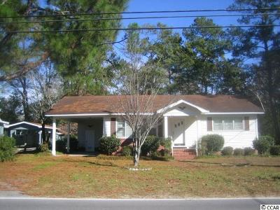Conway Single Family Home Active-Pend. Cntgt. On Financi: 506 Palmetto St.