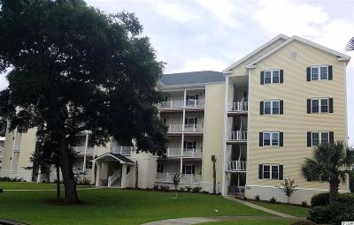 North Myrtle Beach Condo/Townhouse For Sale: 601 Hillside Dr. N #1432