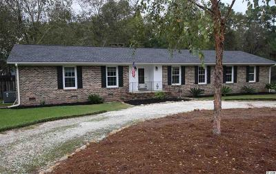 Conway Single Family Home For Sale: 101 Winthrop Ln.