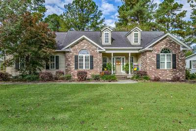 Conway Single Family Home For Sale: 1506 Churchill Dr.
