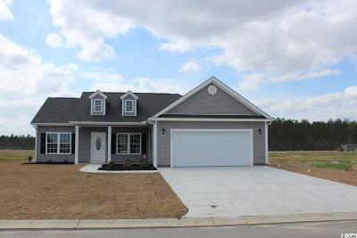 Horry County Single Family Home Active-Pending Sale - Cash Ter: 536 Larkspur Dr.