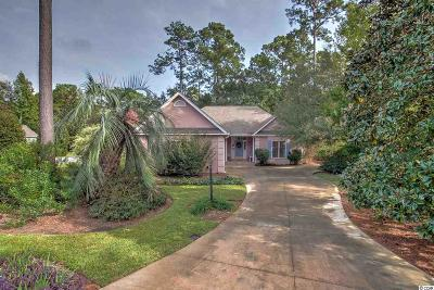 Pawleys Island Single Family Home Active-Pending Sale - Cash Ter: 63 Wentworth Pl.