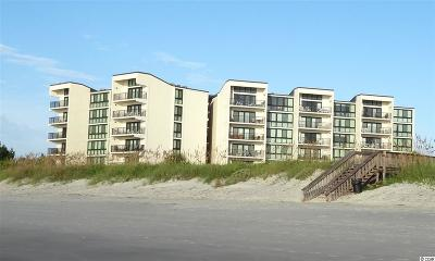 Pawleys Island Condo/Townhouse For Sale: 471- B54 S Dunes Dr. #B54