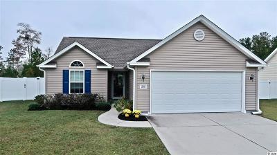 Myrtle Beach SC Single Family Home Active-Pend. Cntgt. On Financi: $195,900