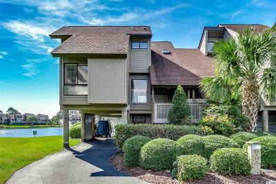 Pawleys Island Condo/Townhouse For Sale: 104 Spartina Circle #24