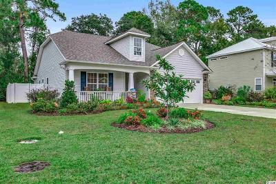 Pawleys Island Single Family Home For Sale: 110 Clearwater Dr.