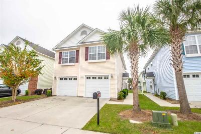 myrtle beach Single Family Home For Sale: 1372 Pelican Harbor