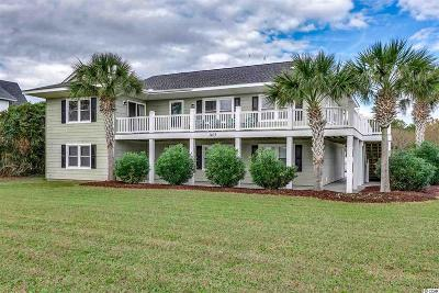Georgetown County, Horry County Single Family Home For Sale: 1405 Ocean Blvd. N