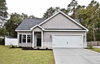 Pawleys Island SC Single Family Home For Sale: $249,690