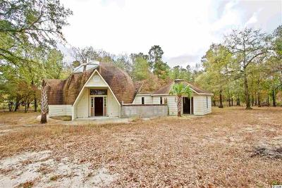 Single Family Home For Sale: 10381 Hardwick Rd.