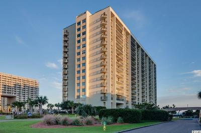 Myrtle Beach Condo/Townhouse For Sale: 9820 Queensway Blvd. #310/310A