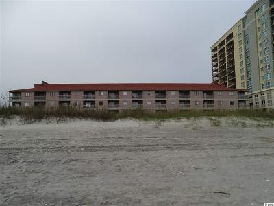 North Myrtle Beach Condo/Townhouse For Sale: 613 S Ocean Blvd. #N-2