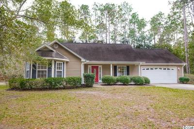 Pawleys Island Single Family Home For Sale: 85 Birdfield Ln.