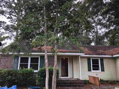 Surfside Beach Single Family Home Active-Pending Sale - Cash Ter: 717 5th Ave. N