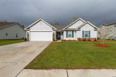 Myrtle Beach Single Family Home For Sale: 218 Leadoff Dr.