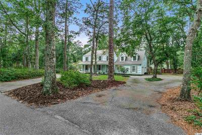 Myrtle Beach Single Family Home For Sale: 820 Little Creek Rd.