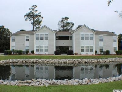 Surfside Beach Condo/Townhouse Active-Pend. Cntgt. On Financi: 1949-H Bent Grass Dr. #H