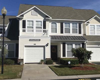 North Myrtle Beach Condo/Townhouse For Sale: 6095 Catalina Dr. #713