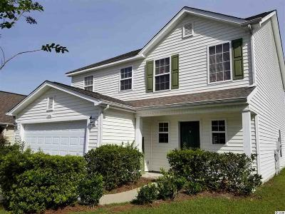Myrtle Beach Single Family Home For Sale: 206 Vesta Dr.
