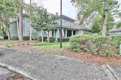 North Myrtle Beach Condo/Townhouse For Sale: 1225 Tidewater Dr. #2511