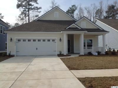 Myrtle Beach Single Family Home For Sale: 2618 Goldfinch Dr.