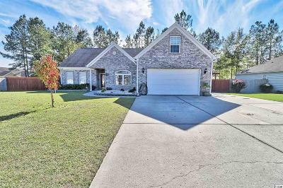 Conway Single Family Home For Sale: 612 Bald Eagle Dr.