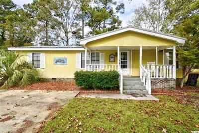 Murrells Inlet Single Family Home For Sale: 3573 Hidden Lakes Dr.