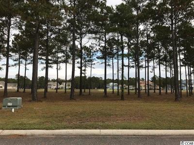 Georgetown County, Horry County Residential Lots & Land For Sale: 1179 Fiddlehead Way