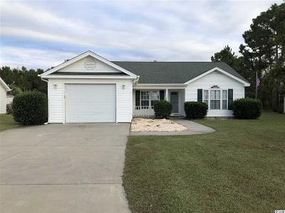 Conway Single Family Home For Sale: 734 Draw Bridge Dr.