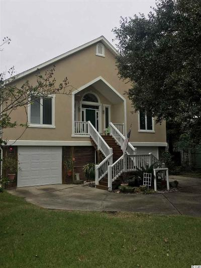 Pawleys Island Single Family Home For Sale: 295 Bobcat Dr.
