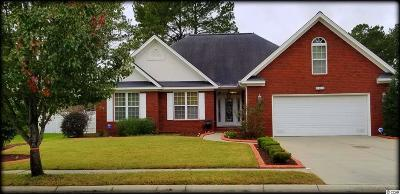 Myrtle Beach Single Family Home For Sale: 2452 Covington Dr.