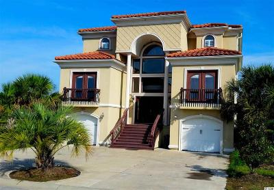 North Myrtle Beach Single Family Home For Sale: 181 Palmetto Harbour Dr.