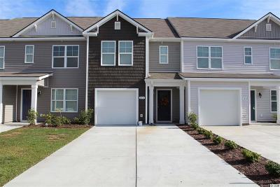 Conway Condo/Townhouse For Sale: 1034 Tee Shot Dr. #1034