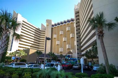 myrtle beach Condo/Townhouse For Sale: 7100 N Ocean Blvd. #1223