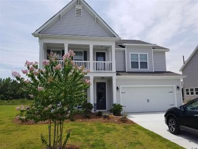 Murrells Inlet Single Family Home For Sale: Tbd Star Buck Lake Rd.