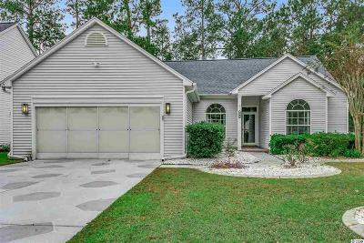 Murrells Inlet Single Family Home For Sale: 1463 Winged Foot Ct.