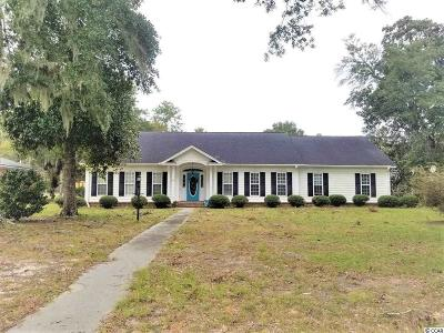 Georgetown Single Family Home For Sale: 305 Mallard Circle