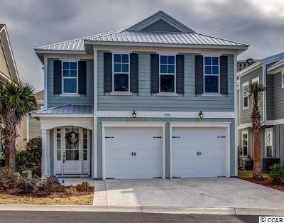 North Myrtle Beach Single Family Home For Sale: 4981 Salt Creek Ct.