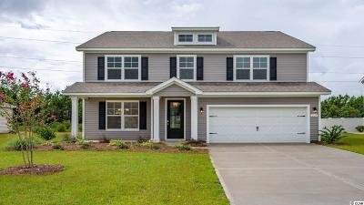 Murrells Inlet Single Family Home For Sale: Tbd 1 Star Buck Lake Rd.