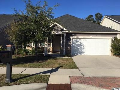 Myrtle Beach Single Family Home For Sale: 2096 Heritage Loop