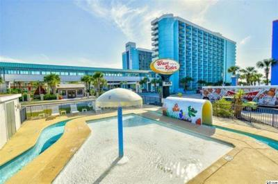 Myrtle Beach Condo/Townhouse For Sale: 1600 S Ocean Blvd. #154