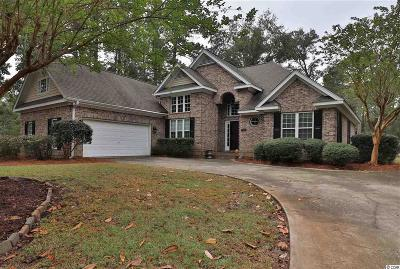 Pawleys Island Single Family Home For Sale: 419 Savannah Dr.