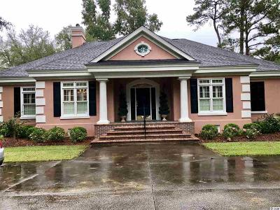 Murrells Inlet Single Family Home For Sale: 2034 Riverwood Dr.