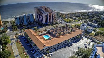 Myrtle Beach Condo/Townhouse For Sale: 6803 N Ocean Blvd. #328