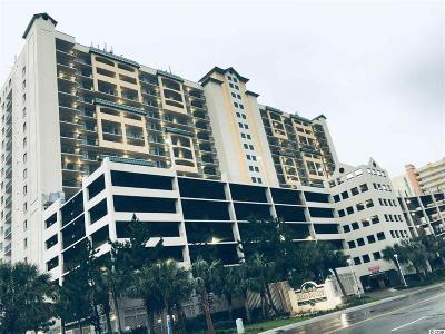 North Myrtle Beach Condo/Townhouse For Sale: 201 S Ocean Blvd. #202